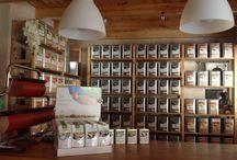 Tienda de te / tiendas de Té