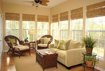 window treatments for 3 season room