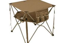 Camping Furniture / Camping furniture, chairs, tables, cots.
