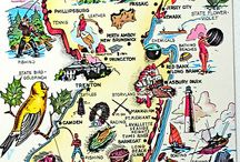 ilustration maps
