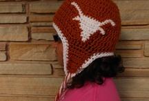 Crochet Team Hats / by Maria Pedersen