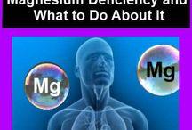 Magnesium Defficiency