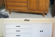 DIY - Painted Furniture