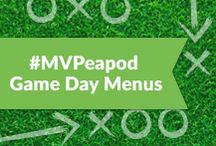 Game Day #MVPeapod / The Big Game is all about the food! Here are some of our MVPs when it comes to game day recipes that are sure to score at any football party. Share your favorite Big Game dishes with us using #MVPeapod on Facebook or Instagram for a chance to win up to $500 in Peapod Gift Cards! / by Peapod Delivers