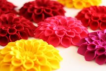 Handmade Flower Making