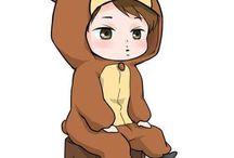 Teddy Bear Kai