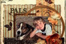 Scrapbooking-Pets / by Lisa Meyer