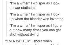 I'm A Writer!!!