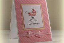Cards-baby boy/girl / by Jolene Cowden