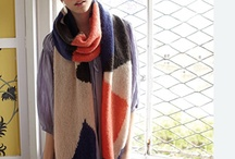 Knit Scarves / by Cindra Tee