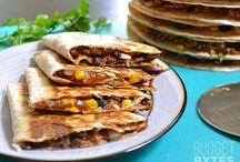 recettes: tortillas / by Rachel King