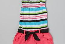 Zulily outfits for Cheyenne and Lena