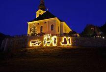Salzburger Bergadvent im Großarltal / Beim Salzburger Bergadvent im #Großarltal würde sogar das Christkind Urlaub machen - ein Adventmarkt, bei dem Ruhe und Beschaulichkeit noch im Vordergrund stehen.