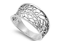 jewellery ring filligree