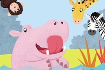 Illustrations - Jungle Animals / by LT