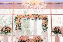 Свадьба в стиле Коко Шанель