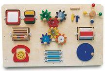 sensory board