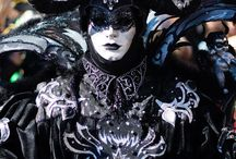 suit mask