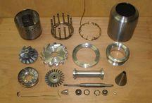 Jet mini engine
