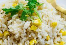 Rice Recipes  Recetas de Arroz / Easy Rice Recipes