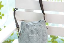 bolsos y carteras tela