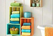 DIY Home Decor (recycling)