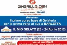 Corsi di formazione Zingrillo.com / Le locandine dei seguitissimi Corsi di Formazione organizzati nel tempo dall'azienda Zingrillo.com di Barletta (BT).