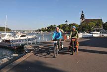 Mit dem Rad durch Finnlands Süden