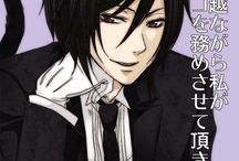 kuroshitsuji (uhuhuh *o*) / postaram się wam pokazać moje ulubione obrazki z mojego ulubionego anime 'Kuroshitsuji' .