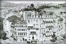 History in Carlsbad / Historie Karlovy Vary / Historické fotografie Karlových Varů Historical photos of Carlsbad