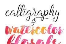 Design i kaligrafia
