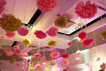 Spring Bling Wedding / A plethora of Pink makes any spring wedding bright and beautiful! Let Calla Event Design and Travel help you plan your perfect Pittsburgh Wedding!