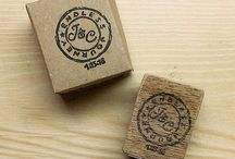 Wedding Stamps / Ideas on how to use stamps for your DIY Wedding.