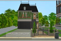 TS2 - Lots - Maxis makeover