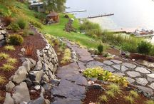 Our Residential Landscape Designs / Landscape designs we have completed for various homes in Olympia, WA.