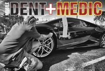 Mobile Dent Medic / Mobile Dent Medics has been offering and performing PDR or Paintless Dent Removal for many years. Licensed and trained in the art of Paintless Dent Removal and 36 years of experience in the automotive industry.