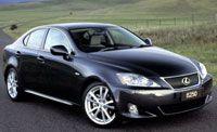 Used 2010 Lexus IS 250 Cars