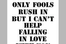 Lovely quotes / Mooie zinnen uit bekende teksten.