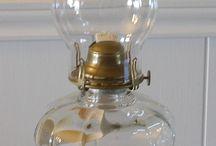 LAMPARAS DE GAS Y ALCOHOL / by ZUTOIA