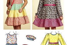 Girl clothes and accessories