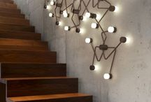 Светильники. Лестница