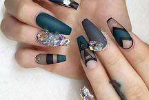 Неординарные ногти