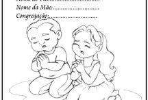 inscrição das crianças