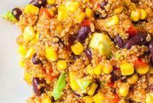 Bulgur, Couccous und Quinoa