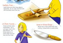 Foods class / by Jen Tsang