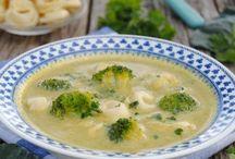 Letnie zupy / Jeżeli brakuje Ci pomysłów na pyszną, letnią zupę, a jednocześnie chcesz spróbować czegoś nowego, skorzystaj z naszych porad