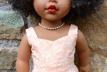 Темнокожие куклы