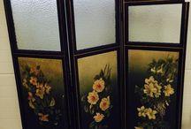 tres panel