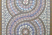 masa mozaik