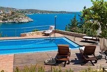 Villas with Heated pool  | Chania, Crete